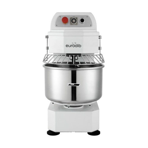 Eurodib - 8 Kg Kneading Capacity Commercial Spiral Mixer 110V 1100W - LM20T