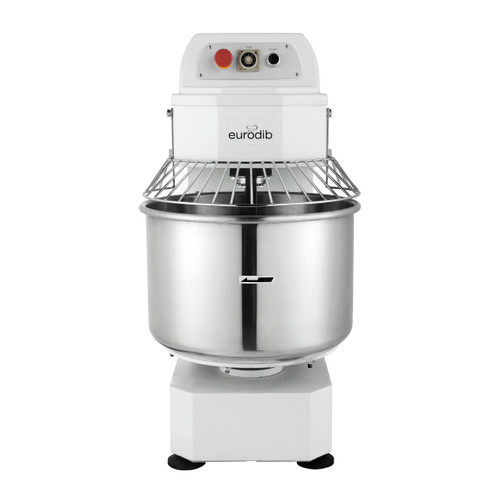 Eurodib - 16 Kg Kneading Capacity Commercial Spiral Mixer 220V 3080W - LM40T