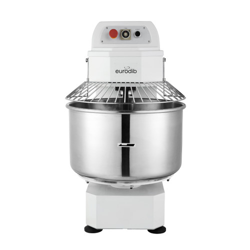 Eurodib - 20 Kg Kneading Capacity Commercial Spiral Mixer 220V 3080W - LM50T