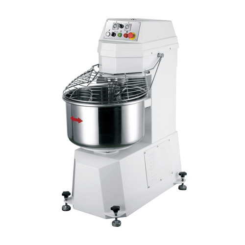 Eurodib - 25 Kg Kneading Capacity 2 Speed Commercial Spiral Mixer 220V 2400W - LR GM25B
