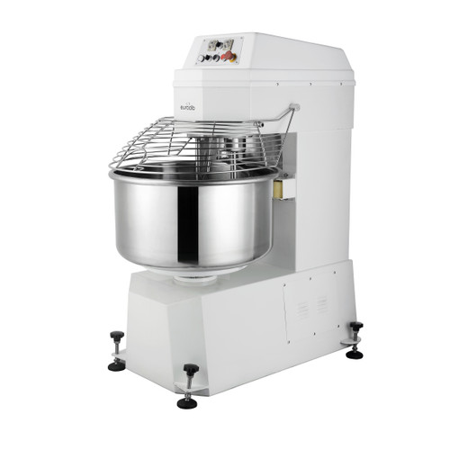 Eurodib - 75 Kg Kneading Capacity 2 Speed Commercial Spiral Mixer 220V 2400W - LR GM75B