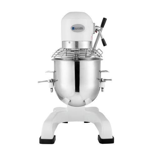 Eurodib - 10 Qt .7 Hp Planetary Mixer 110V 600W  - M10ETL