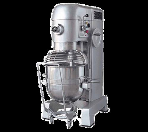 Eurodib - 60 Qt 3.5 Hp Planetary Mixer 2080V 2200W  - M60A 220ETL
