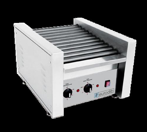 Eurodib - 20 Hot Dog Roller Grill 120 V 1210W - SFE01600-120