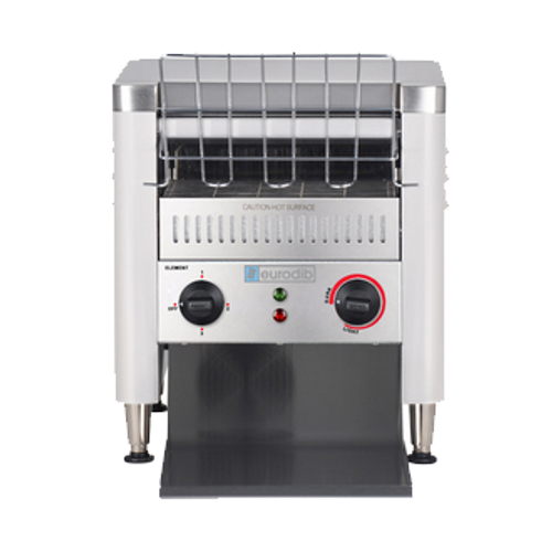Eurodib - Conveyor Toaster Up To 600 Slices / Hr 240 V 2600 W - SFE02710