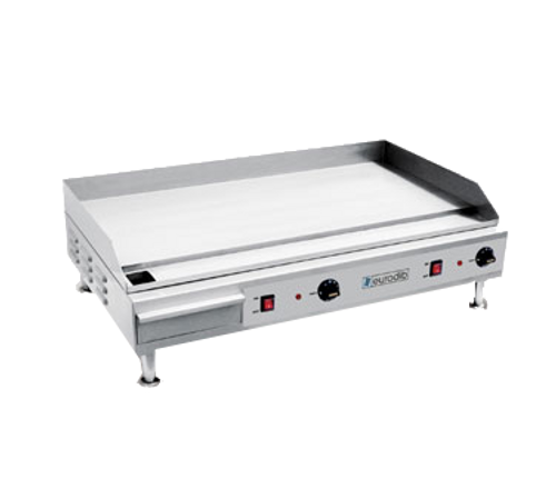 "Eurodib - 36"" Electric Griddle 240 V 3600 W - SFE04910-240"