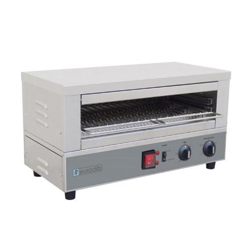 "Eurodib - Electric Salamander Cooking Surface 18.1"" x 10.2"" 208-240V 2400W  - TR02510"