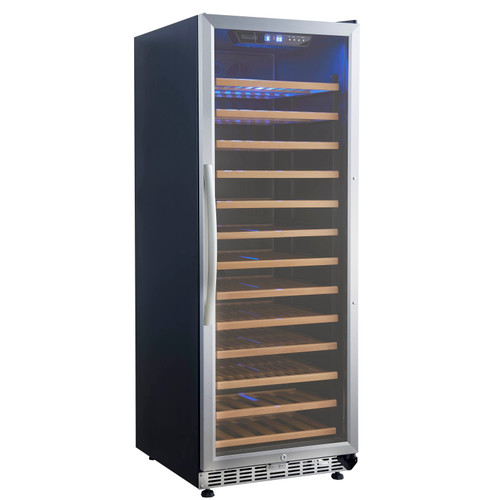 Eurodib - 138 Bottle SingleTemparature Wine Cooler - USF128S