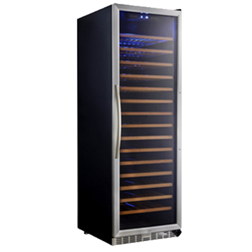 Eurodib - 165 Bottle Single Temperature Wine Cooler - USF168S