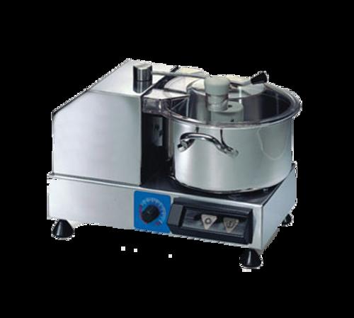 Sirman - 9 L Horizontal Food Processor  120V 700W - C9VV