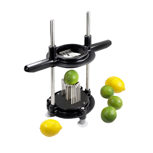 Tellier - Manual Lemon Slicer Cuts Hals & Quarters - CDX4
