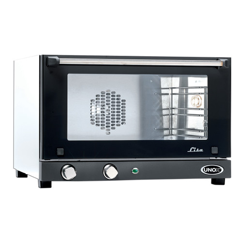 "Unox - LineMicro ""Lisa"" Manual Convection Oven 120 V 1450 W  - XAF013"