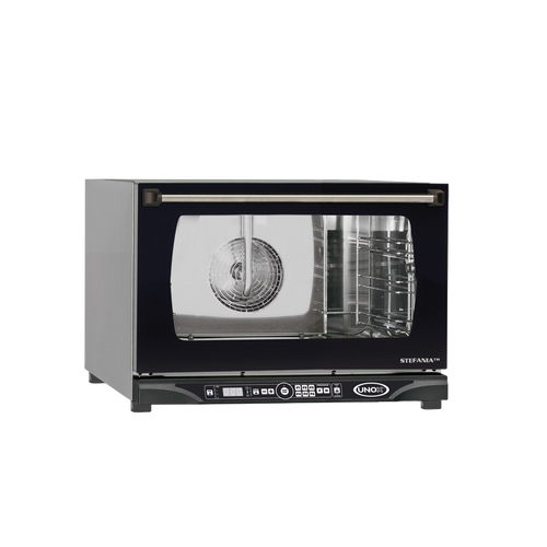 "Unox - LineMiss ""Stefania"" Digital W/ Humidity Convection Oven 120 V 1500 W - XAFT115"