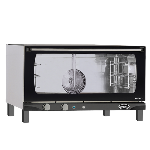 "Unox - LineMiss ""Elena"" Manual W/ Humidity Convection Oven 208-240 V 4600 W - XAFT183"