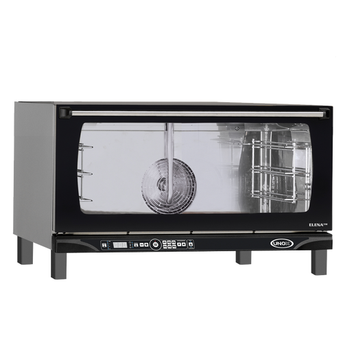 "Unox - LineMiss ""Elena"" Digital W/ Humidity Convection Oven 208-240 V 4600 W - XAFT188"