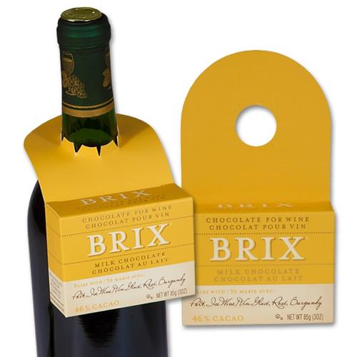 BMM Marketing - Brix Chocolate Bar, Milk Chocolate 3 Oz - 3944