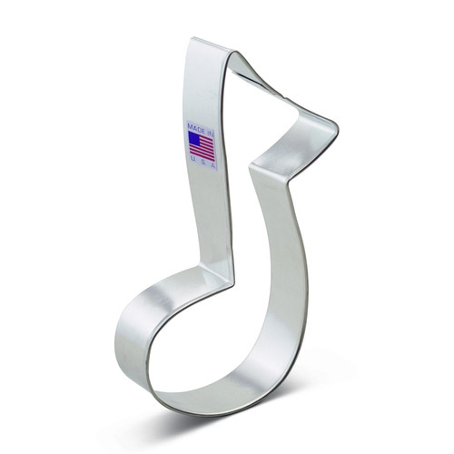 Ann Clark Cookie Cutters - Large Music Note - 5385A