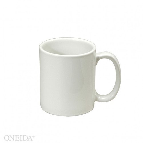 Rego - 11oz Bright White Cafe Mug - R4130000562