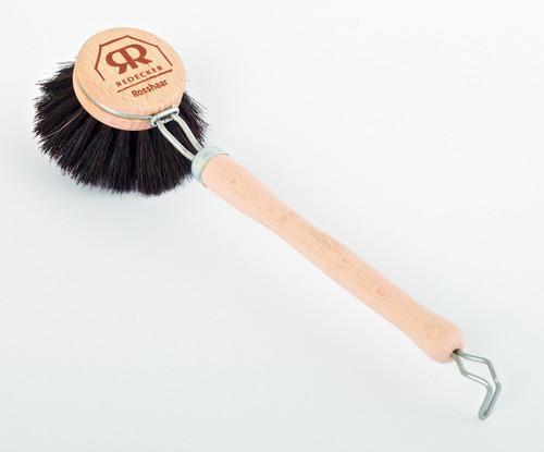 "Redecker 1.5"" Diameter Horsehair Dish Brush - 320640"