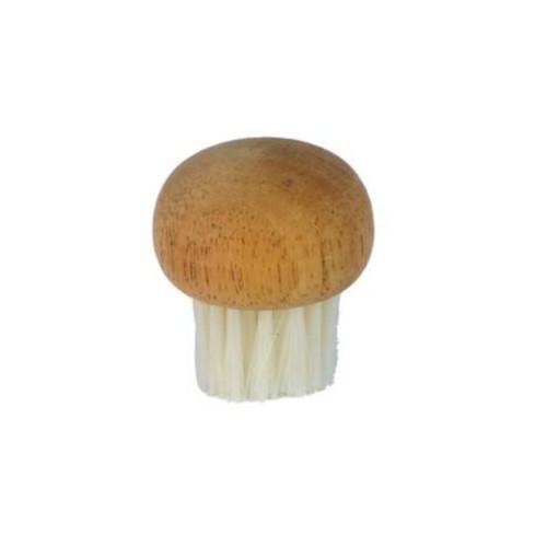 Port-Style Baechwood Mushroom Brush - DEX11383