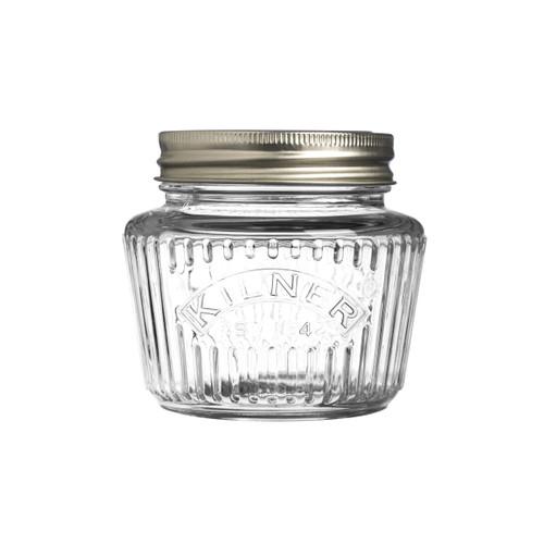 Kilner Vintage 250 ml Preserve Jar With Screw Lid - KLN21760