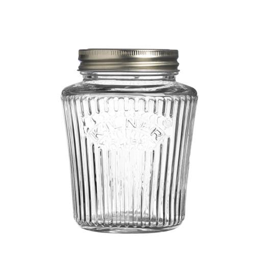 Kilner Vintage 500 ml Preserve Jar With Screw Lid - KLN21761