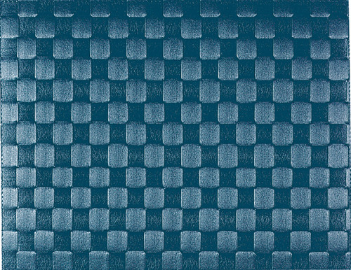 "Saleen Grey Blue 12"" x 15.75"" Woven Placemat - SAL177101"