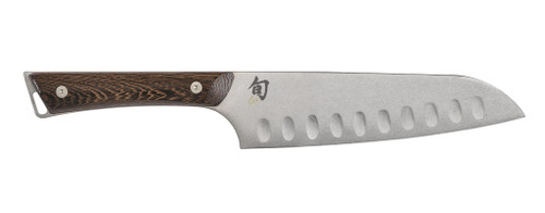 "Shun - Kanso 7"" Hollow Ground Santoku Knife"