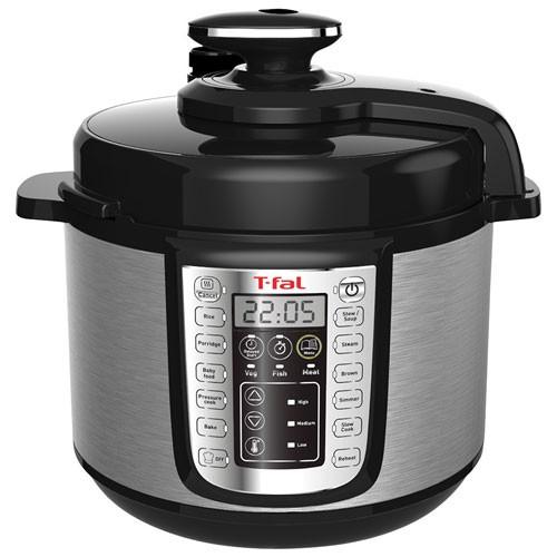 T-Fal - Electric Pressure / Multi Cooker - CY505E51
