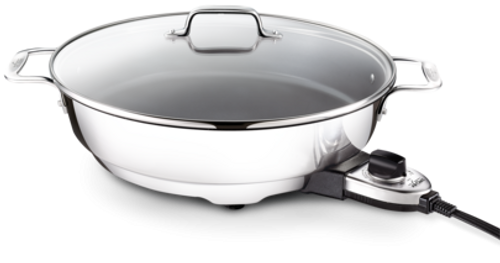 All Clad- 7 Qt Electric Non-Stick Skillet - SK492D50