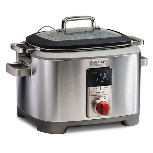 Wolf Gourmet - 7 Qt Multi-Function Cooker - WSGC100SC