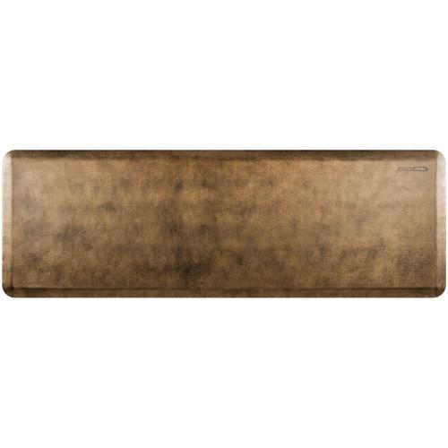 Wellness Mats - 6' x 2' Bronze Linen - PEL62WMRBBK