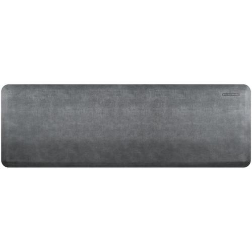 Wellness Mats - 6' x 2' Slate Linen - PEL62WMRBGY
