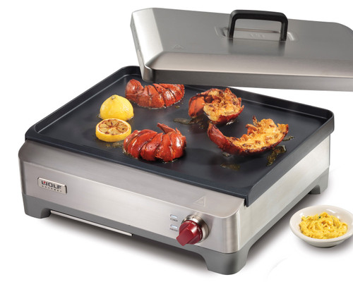 "Wolf Gourmet - 12"" x 17"" Precision Griddle - WGGR100S"