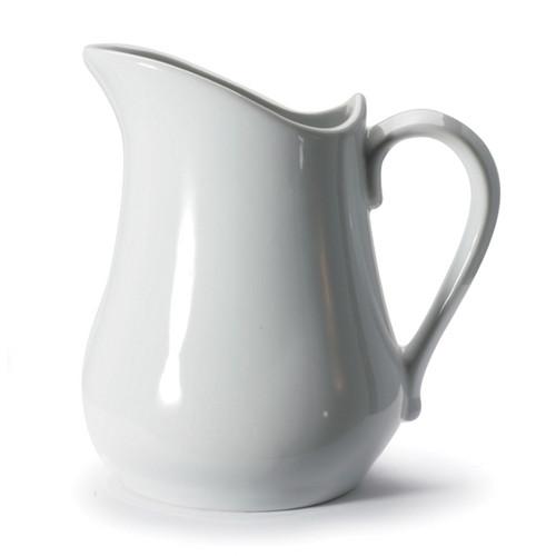 BIA - White 1 L Porcelain Pitcher - 900143PC