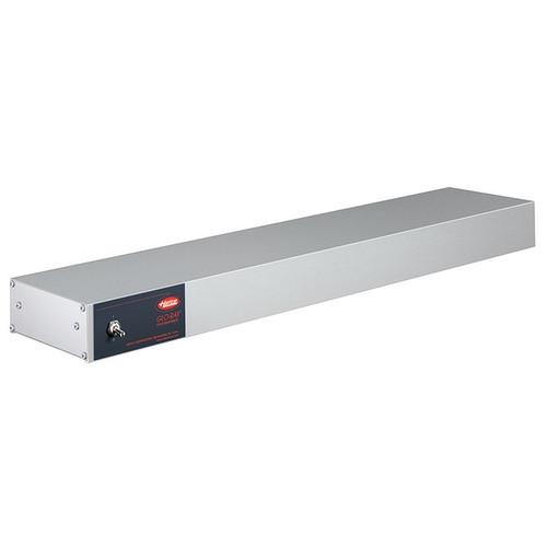 "Hatco Glo-Ray 48"" Infrared Aluminum Strip Heater Toggle Control Cord & Plug Attached 800W - GRA48120TCCS"