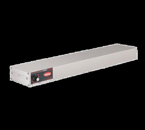 "Hatco Glo-Ray 48"" Infrared Aluminum Strip Heater Infinite Control Hard Wired 1100W - GRAH-48-120-I"