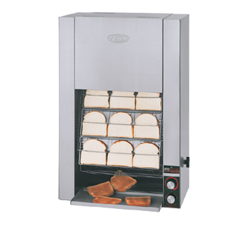 Hatco Toast King Conveyor Toaster 960 Slices Per Hour 5038W 240V/60/1-ph - TK-100-240