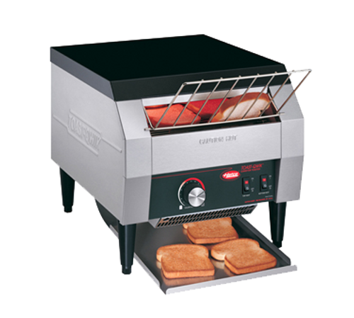 Hatco Toast-Qwick 300 Slices Per Hour Conveyor Toaster 1800W Nema 5-20 - TQ-10-120