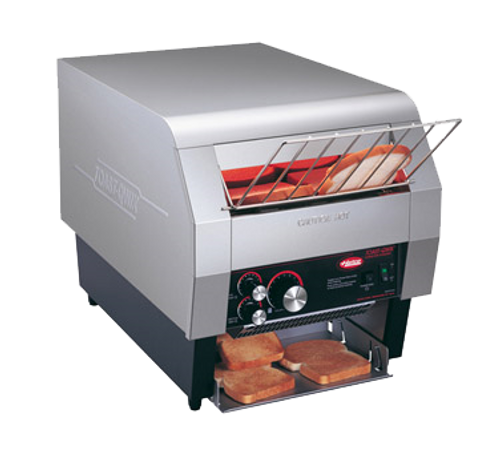Hatco Toast-Qwick 6 Slice Per Min Conveyor Toaster 1800W 120V  - TQ-400-120