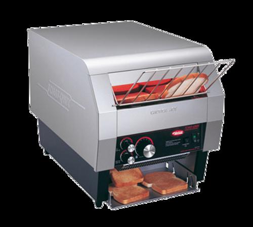 Hatco Toast-Qwick 6 Slice Per Min Conveyor Toaster 2230W 208V Nema 6-15 - TQ-400-208
