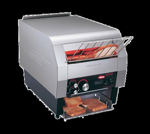 Hatco Toast-Qwick 14 Slice Per Min Conveyor Toaster 3330W 208V Nema 6-20 - TQ-800-208