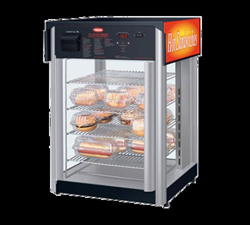Hatco Flav-R-Fresh Humidified Impulse Display Cabinet 4 Tier 1390W 120v/60/1-ph - FDWD-1X-120
