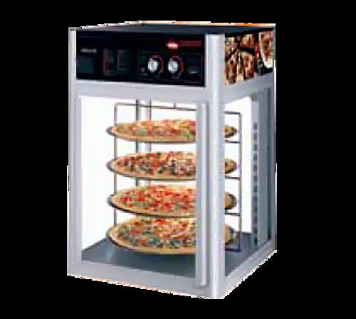Hatco Flav-R-Fresh Humidified Impulse Pizza / Food Display Cabinet 3 Circular Tier 1440W  - FSD-1-120