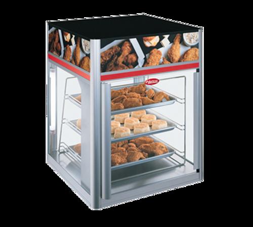 Hatco Flav-R-Fresh Humidified Impulse Food Display Cabinet 3 Tier 1440W  - FSD-1X-120