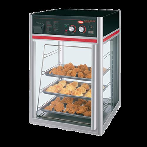 Hatco Flav-R-Fresh Humidified Impulse Food Display Cabinet 4 Tier 1440W - FSDT-1X-120