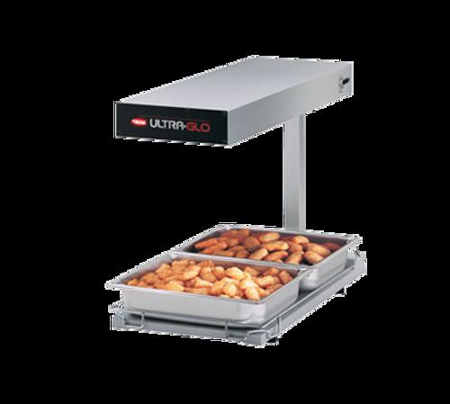 Hatco Ultra-Glo Portable French Fry Warmer Heated Base 1000W - UGFFB-120-T
