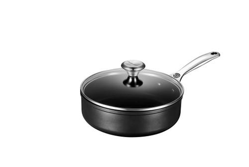 """Le Creuset - 9.5"""" (24cm) 3.3 L Toughened Non-Stick Saute Pan"""