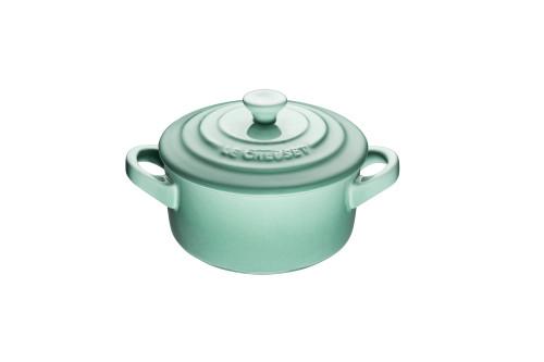 Le Creuset - .24 L (0.25 QT) Sage Mini Round Cocotte