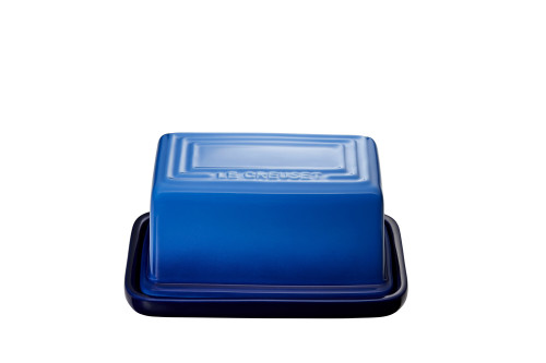 "Le Creuset - 7"" (Holds 1Lb) Blueberry Butter Dish"